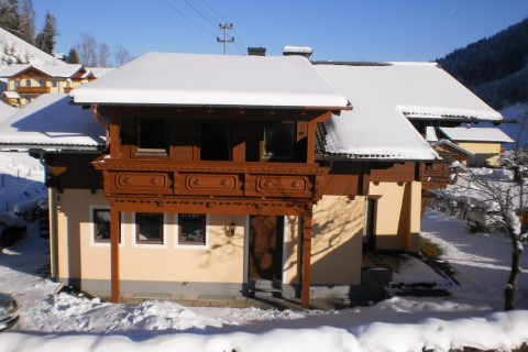 Foto Landhaus Alpin im Winter 04