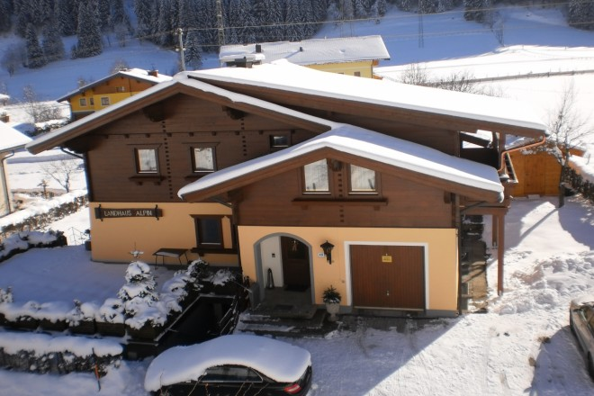 Foto - Landhaus Alpin im Winter 03